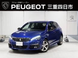 プジョー 308 GTライン ブルーHDi ディーゼルターボ 8AT LEDヘッドライト 新車保証継承
