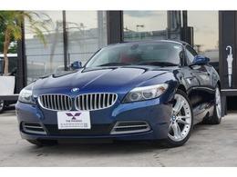 BMW Z4 sドライブ 35i スポーツパッケージ 赤革/クルコン/ETC/DVD/ドラレコ /禁煙