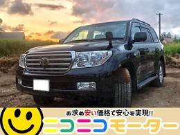 トヨタ ランドクルーザー200 4.7 AX Gセレクション 4WD 社外AW タイミングベルト交換済 検R3/6