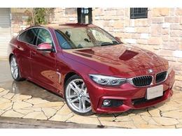 BMW 4シリーズグランクーペ 420i Mスポーツ スタイルマイスター 白革 禁煙1オーナー