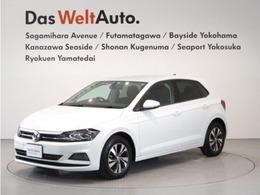 フォルクスワーゲン ポロ TSI コンフォートライン メーカー保証付  認定中古車