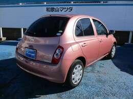 ボディカラーはピンク色で 程度良好お買い得車です。お得なメンテナンスパックに加入出来ます☆長く安心してお車を使用して頂く為に定期点検をお勧め致します。各種ローン取り扱いしております!。