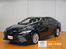 トヨタ カムリ 2.5 G レザーパッケージ TSS-P Tコネクトナビ フTV ETC 革シート