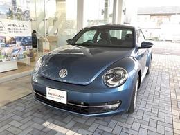 フォルクスワーゲン ザ・ビートル デザイン VW認定中古車