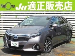 トヨタ SAI 2.4 S Cパッケージ 1オナ純ナビ地デジBモニPシートLEDライト