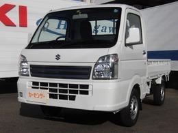 スズキ キャリイ 660 KCスペシャル 3方開 届出済未使用車 保証付・キーレス PW