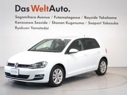 フォルクスワーゲン ゴルフ TSI コンフォートライン メーカー保証付  認定中古車