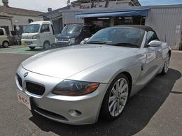 BMW Z4 ロードスター2.5i 純正ナビ キーレス アルミホイール