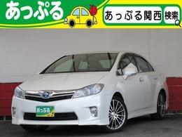トヨタ SAI 2.4 S ASパッケージ メーカーHDDナビTV クルコン 禁煙車