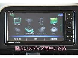 音楽CDを最大約8倍速でSDカードに録音!Bluetooth接続、iPod/iPhoneをはじめとした各種USBオーディオと連携♪SD音楽再生、USB音楽再生など多彩なメディアに対応しています^^