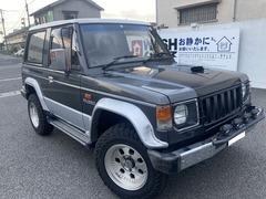 三菱 パジェロ の中古車 2.5 メタルトップワイド XL ディーゼルターボ 4WD 大分県別府市 74.0万円