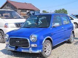 ダイハツ ミラジーノ 660 4WD ウッドパネル 4速AT 自社 ローンカノウ