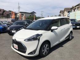 トヨタ シエンタ 1.5 G クエロ 登録済未使用車 専用シート 両側電動ドア
