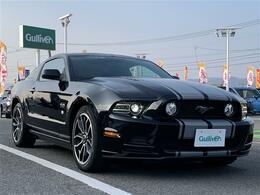 フォード マスタング V8 GT クーペ ザ ブラック 本革シート サンルーフ