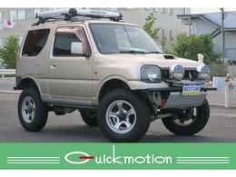 スズキ ジムニー 660 ワイルドウインド 4WD リフトアップ マフラー 外バンパー ナビ