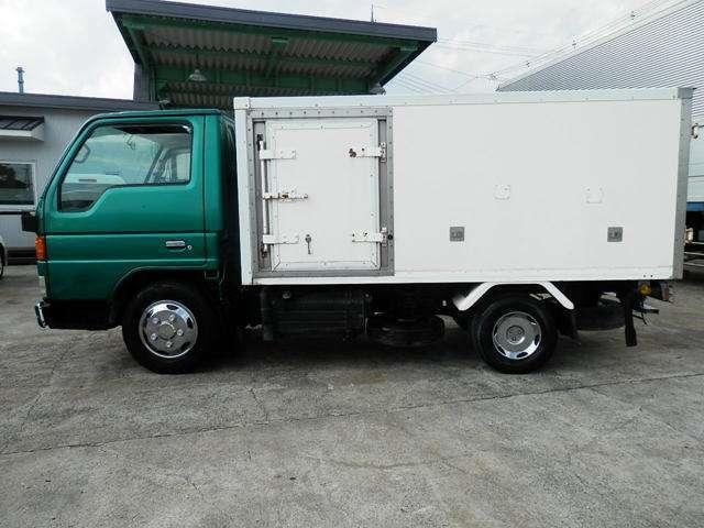 H12 マツダ タイタン 保冷バン 積載1500kg 走行174000km ボディ内寸長さ2900 幅1560 高さ1080
