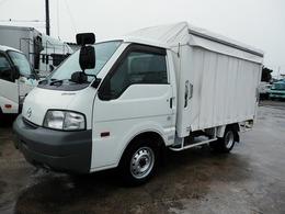 マツダ ボンゴトラック 移動販売 カーテン車  No.B049