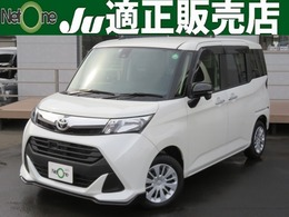 トヨタ タンク 1.0 G S SDナビ 衝突軽減ブレーキ W電動ドア i-stop