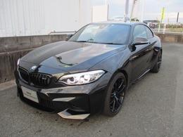 BMW M2クーペ エディション ブラック シャドウ M DCT ドライブロジック 純正ドラレコ ダコタレザー