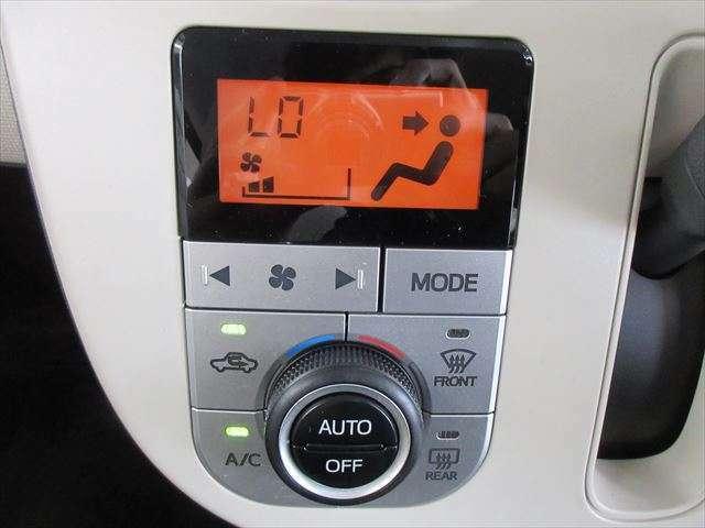 エアコン付きで車内快適♪