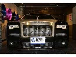 MANSORYのエアロ&ホイールでフルカスタムされたドーンが入庫しました! 高級な車両が更に高級仕様になっております!