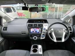 7人乗りはトヨタの量販ハイブリッド車で、初めてリチウムイオン電池が採用されました。