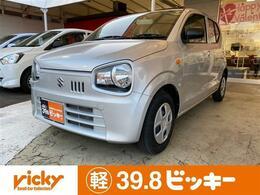 スズキ アルト 660 L 49.8 車検2年 シートヒーター AUX CD