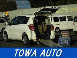 トヨタ ラクティス 1.5 G ウェルキャブ 車いす仕様車 タイプI 車椅子仕様車 スローパー