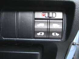 人気の両側オートスライドドア☆運転席からの開閉も可能です☆