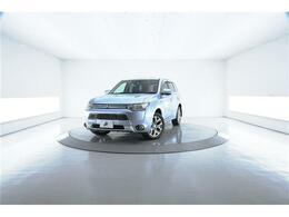 三菱 アウトランダーPHEV 2.0 G プレミアムパッケージ 4WD サンルーフ 三菱ナビ地デジ ロックフォード
