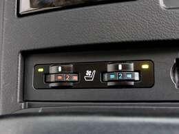 快適エアシート&シートヒーターを装備しています!高級車ならではの装備です!シートが暖まる機能!シートから冷風が出る機能!どちらも付いています!!寒い冬も、暑い夏も快適にご乗車頂けます!