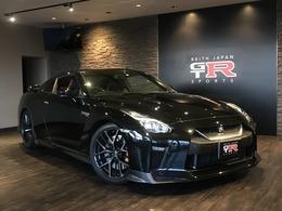 日産 GT-R 3.8 ブラックエディション 4WD 2016モデル 後期型 ワンオーナー