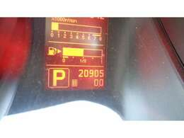現在走行距離  61.224  KMです!