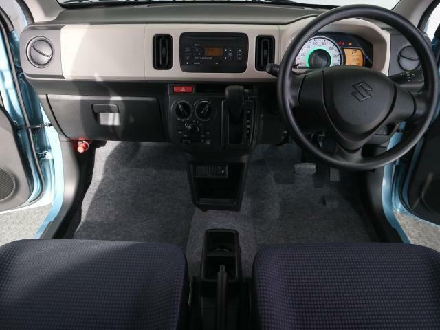 前方の視界域を改善し、より運転しやすくなりました★