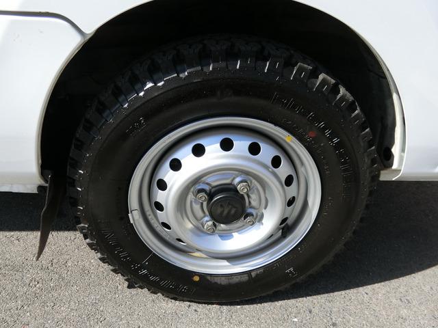 タイヤは5分山くらいです。