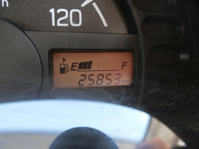 実走行2.6万kmです嬉しいですね