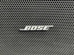 BOSEサウンドシステム付音響効果も◎