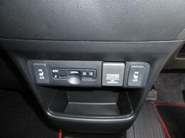 ビルトインタイプETC。フロント席シートヒーター。
