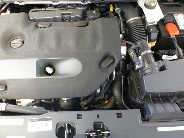2.0Lディーゼルターボエンジン
