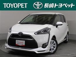 トヨタ シエンタ 1.5 G クエロ LEDライト/ナビ/両側パワスラ/走行1.3万K