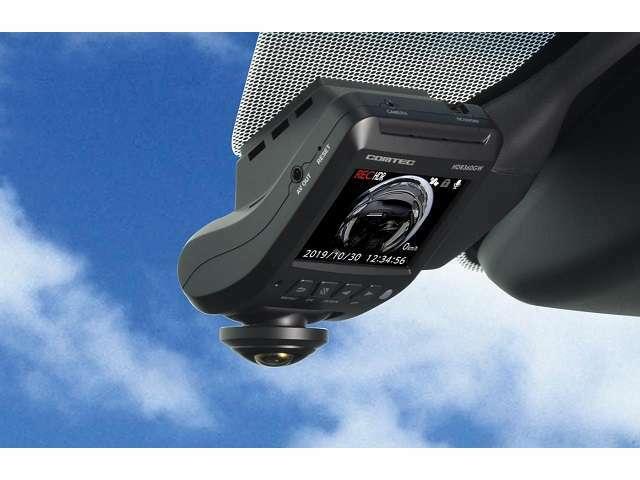 Bプラン画像:360度カメラタイプへアップグレード可能です。