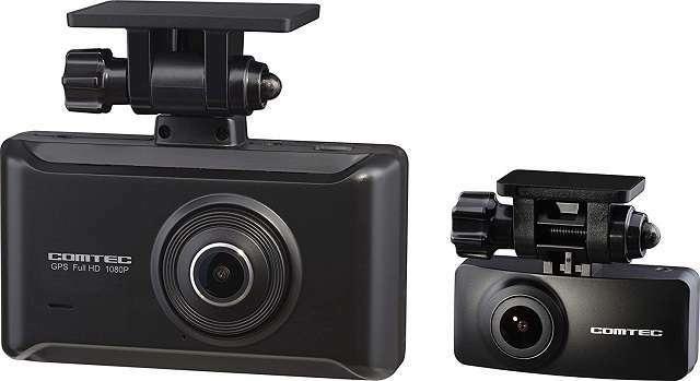 Bプラン画像:前後型カメラタイプへアップグレード可能です。