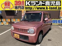 スズキ アルトラパン 660 G プッシュスタート・CD・取説・保証書