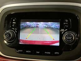 【バックカメラ】駐車が苦手な人でも安心して運転出来ます!