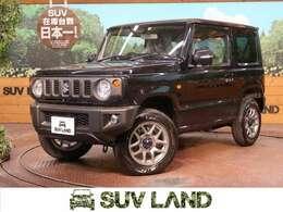 スズキ ジムニー 660 XC 4WD 届出済未使用車 セーフティサポート