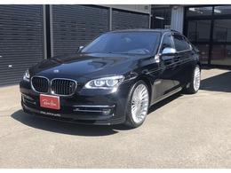 BMWアルピナ B7 ビターボ リムジン アルラット 4WD ナイトビジョン・サンルーフ