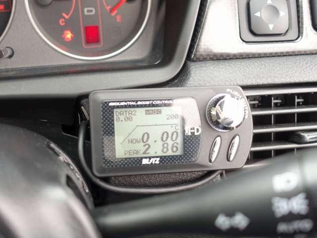前後スリットローター、前後ブレンボキャリパー/LEDウインカードアミラー/RECAROハーフレザーシート/Defi追加メーター(ブースト計、水温計、油温計)/BLTZ製SBCブーストコントローラー