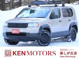 ホンダ クロスロード 1.8 18X 4WD 全塗装 リフトアップ シートヒーター