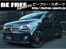 スズキ アルト ワークス 660 4WD BFS新車コンプリート