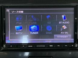 【純正メモリナビ(CA9K3)】CD/DVD/Bluetooth/TV